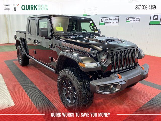 2021 Jeep Gladiator MOJAVE 4X4 Boston MA