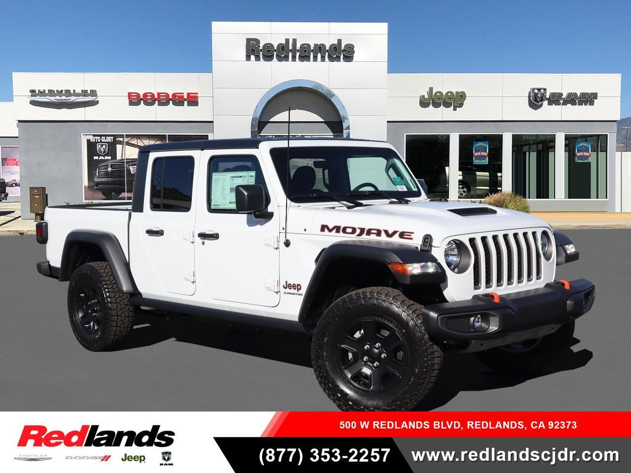 2021 Jeep Gladiator MOJAVE 4X4 Redlands CA