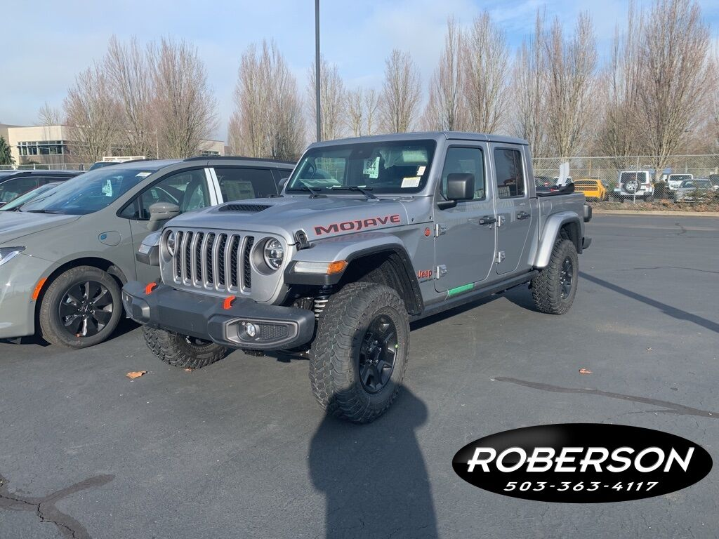 2021 Jeep Gladiator MOJAVE 4X4 Salem OR