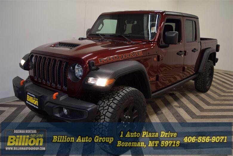 2021 Jeep Gladiator Mojave Bozeman MT