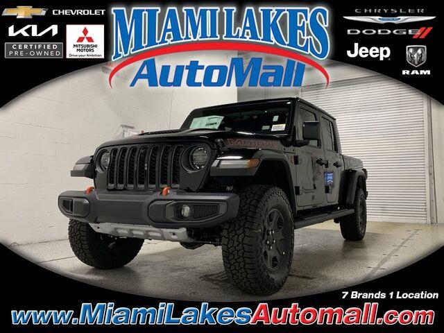 2021 Jeep Gladiator Mojave Miami Lakes FL