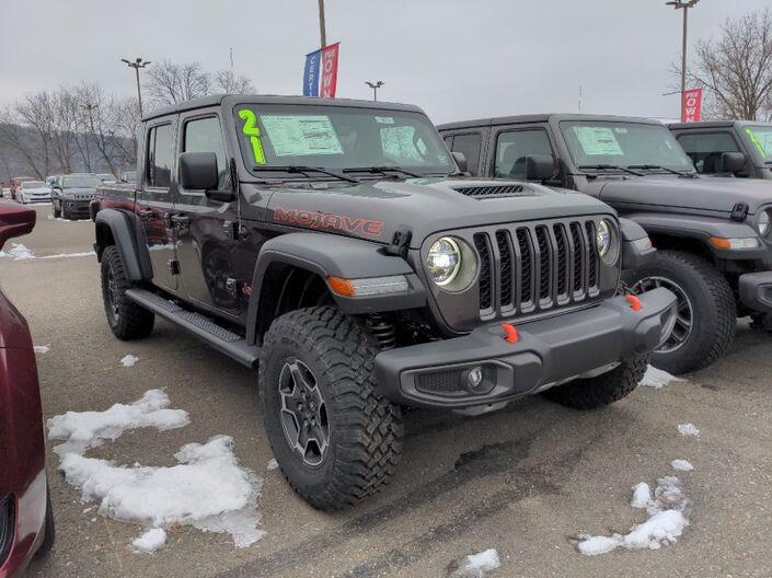 2021 Jeep Gladiator Mojave Owego NY