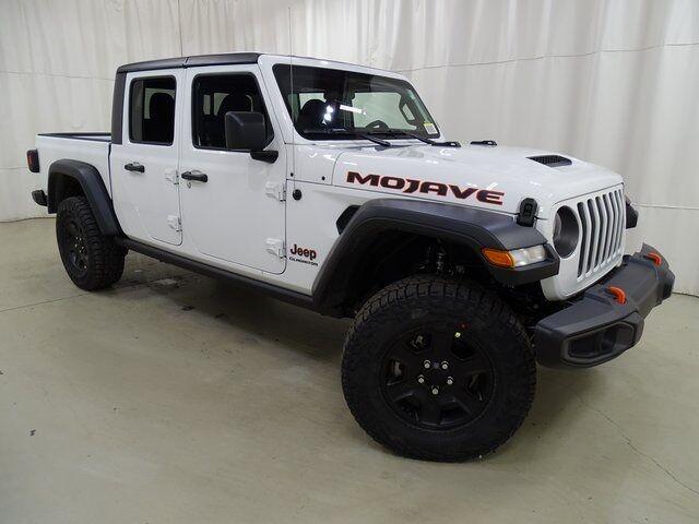 2021 Jeep Gladiator Mojave Raleigh NC