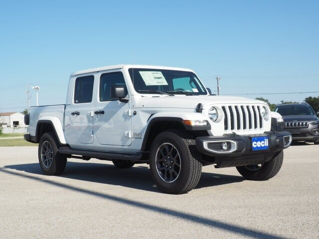 2021 Jeep Gladiator OVERLAND 4X4  TX