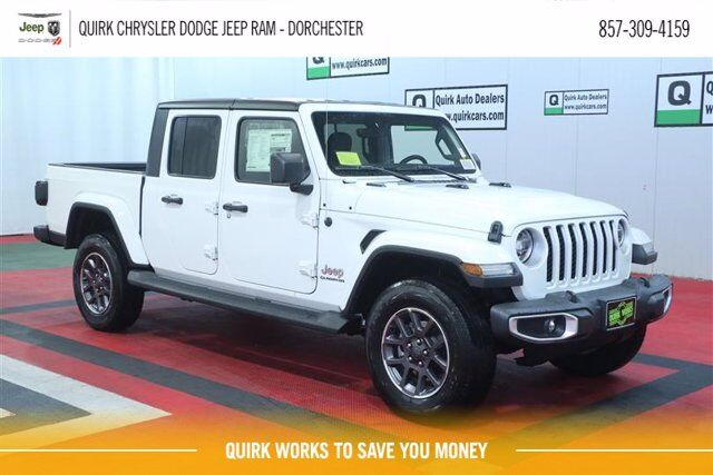 2021 Jeep Gladiator OVERLAND 4X4 Boston MA