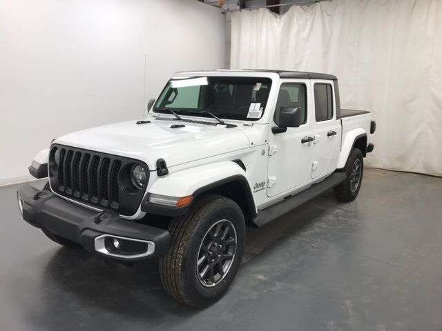 2021 Jeep Gladiator OVERLAND 4X4 Holland MI