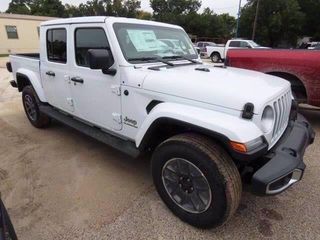 2021 Jeep Gladiator OVERLAND 4X4 Lampasas TX