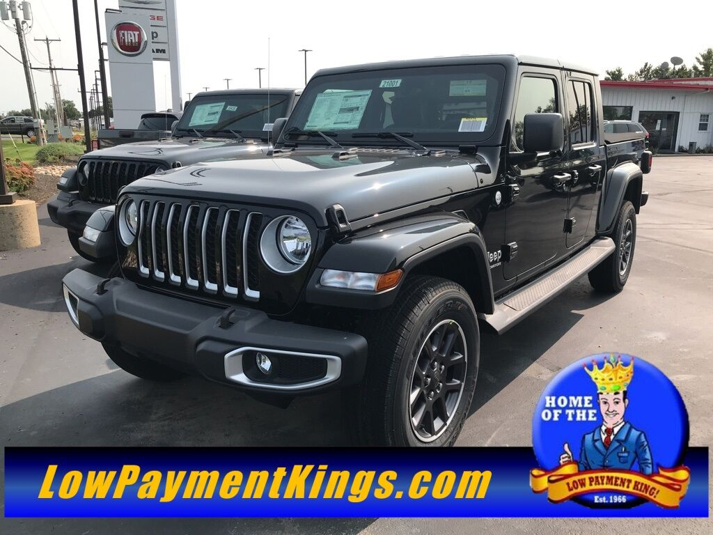 2021 Jeep Gladiator OVERLAND 4X4 Shelby OH