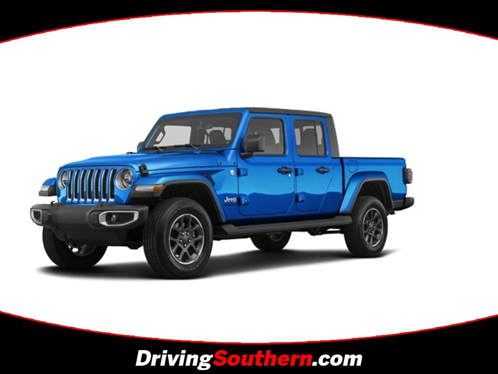 2021 Jeep Gladiator Overland Chesapeake VA
