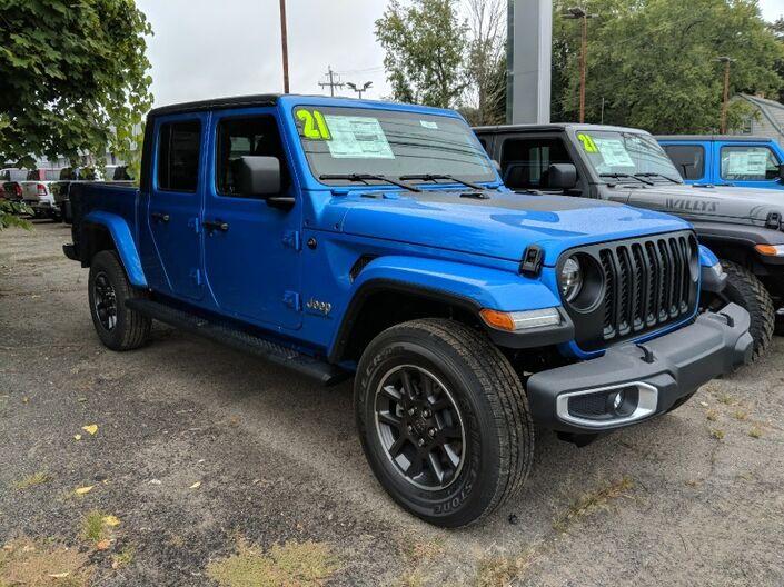 2021 Jeep Gladiator Overland Owego NY