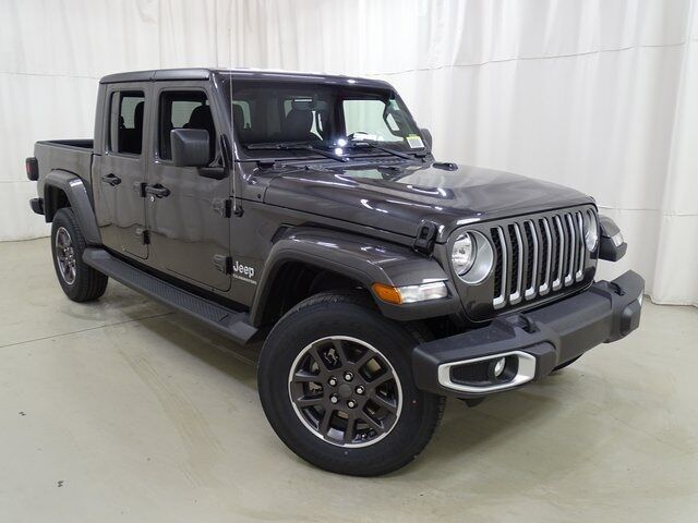 2021 Jeep Gladiator Overland Raleigh NC