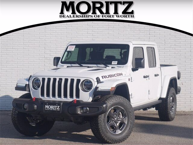 2021 Jeep Gladiator RUBICON 4X4 Fort Worth TX
