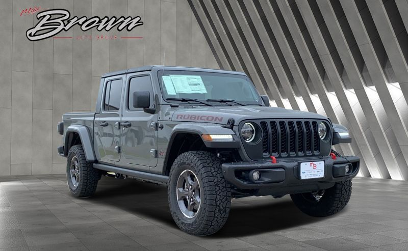 2021 Jeep Gladiator RUBICON 4X4 Granbury TX