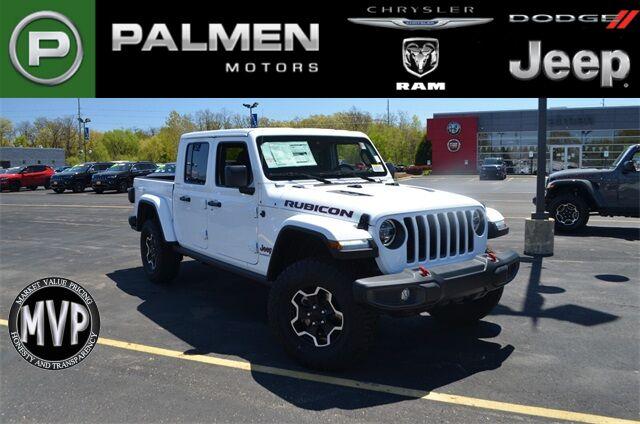 2021 Jeep Gladiator RUBICON 4X4 Racine WI