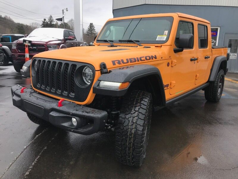 2021 Jeep Gladiator RUBICON 4X4 Little Valley NY