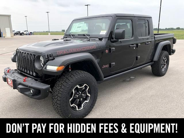 2021 Jeep Gladiator RUBICON 4X4 Lockhart TX