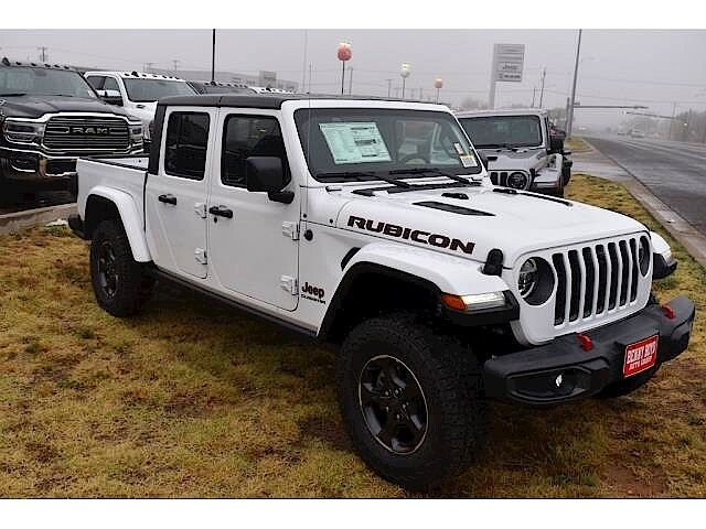 2021 Jeep Gladiator RUBICON 4X4 Andrews TX