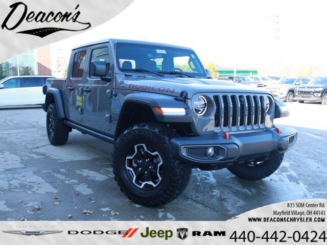 2021 Jeep Gladiator RUBICON 4X4 Mayfield Village OH