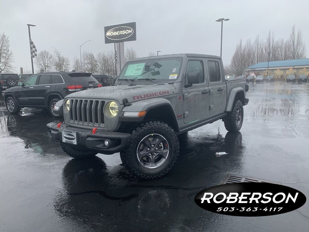 2021 Jeep Gladiator RUBICON 4X4 Salem OR