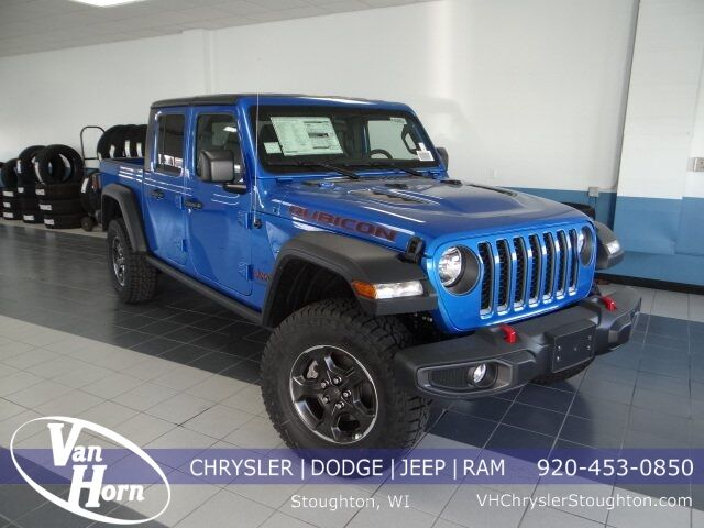 2021 Jeep Gladiator RUBICON 4X4 Stoughton WI