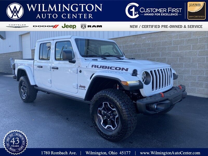 2021 Jeep Gladiator RUBICON 4X4 Wilmington OH