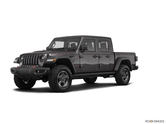 2021 Jeep Gladiator Rubicon Arlington TX