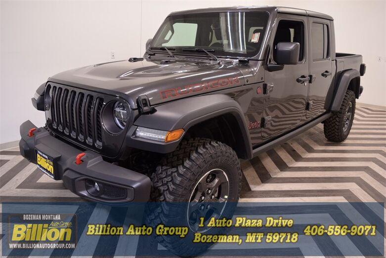 2021 Jeep Gladiator Rubicon Bozeman MT