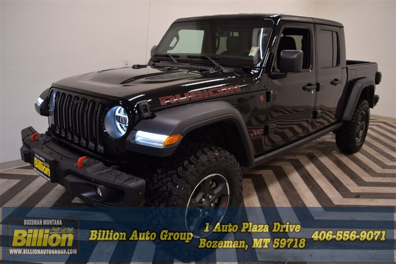 2021 Jeep Gladiator Rubicon Bozeman MT