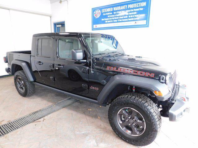 2021 Jeep Gladiator Rubicon CREW CAB LEATHER NAVI Listowel ON