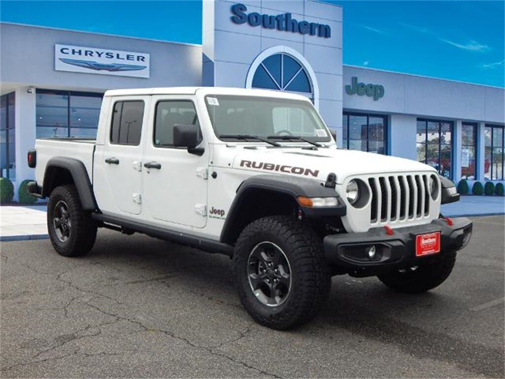2021 Jeep Gladiator Rubicon Chesapeake VA