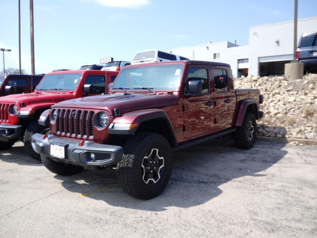 2021 Jeep Gladiator Rubicon Dubuque IA