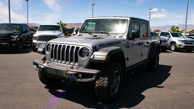 2021 Jeep Gladiator Rubicon Las Vegas NV
