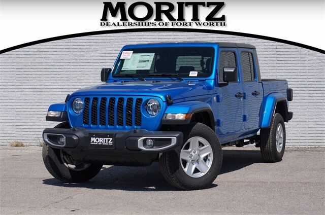 2021 Jeep Gladiator SPORT S 4X4 Fort Worth TX