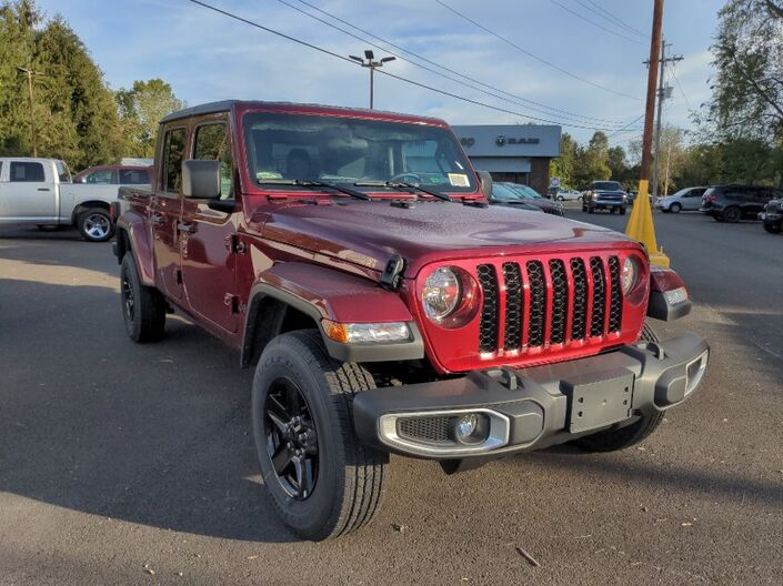 2021 Jeep Gladiator Sport S Owego NY