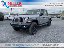2021_Jeep_Gladiator_Sport_ Martinsburg
