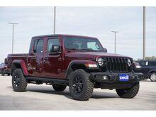 2021_Jeep_Gladiator_WILLYS 4X4_  TX