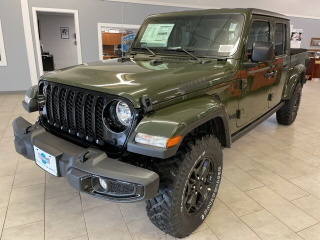 2021 Jeep Gladiator WILLYS 4X4 Higginsville MO