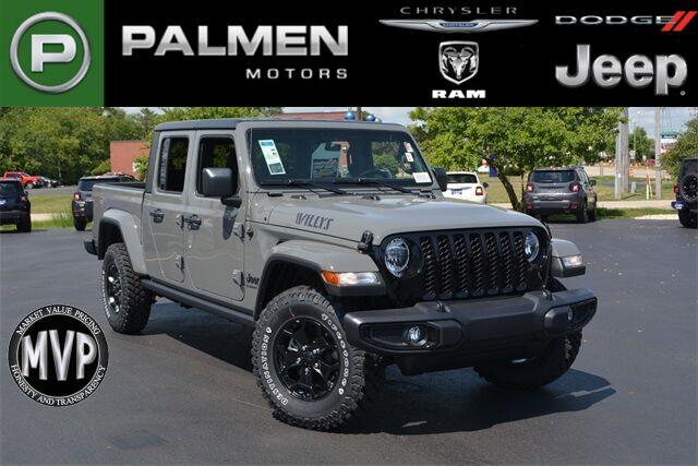 2021 Jeep Gladiator WILLYS 4X4 Racine WI