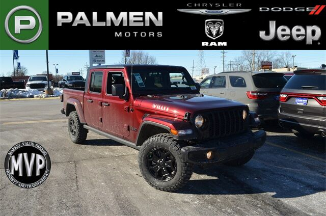 2021 Jeep Gladiator WILLYS 4X4 Racine WI