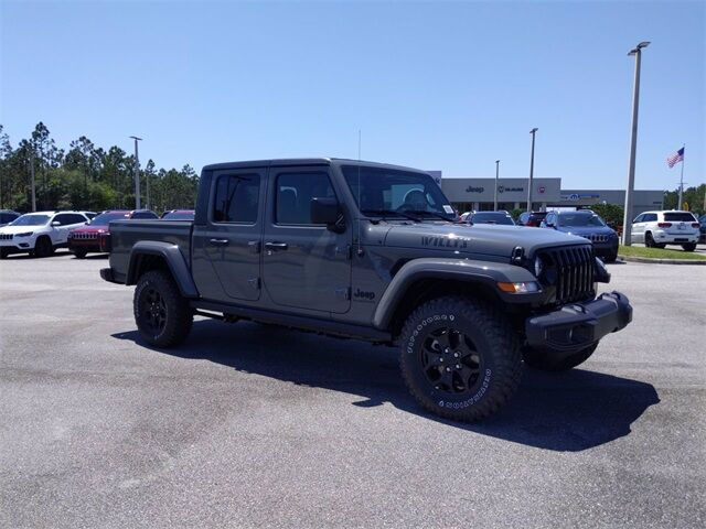 2021 Jeep Gladiator WILLYS 4X4 Davenport FL