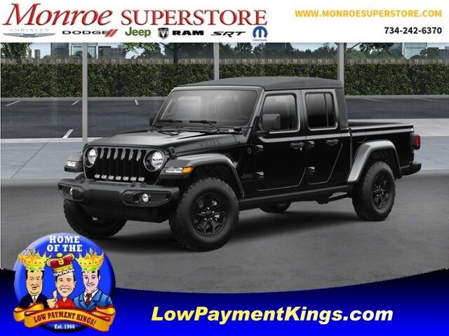 2021 Jeep Gladiator WILLYS 4X4 Monroe MI