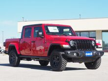 2021_Jeep_Gladiator_Willys_  TX
