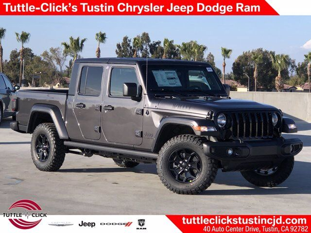 2021 Jeep Gladiator Willys Tustin CA