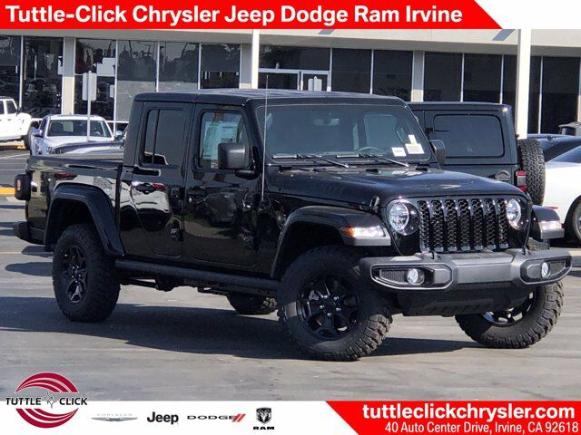 2021 Jeep Gladiator Willys Irvine CA
