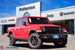 2021_Jeep_Gladiator_Willys Sport_ Wichita Falls TX