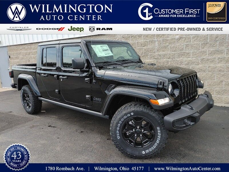 2021 Jeep Gladiator Willys Wilmington OH