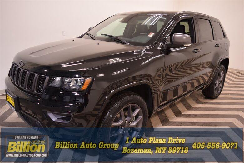 2021 Jeep Grand Cherokee  Bozeman MT