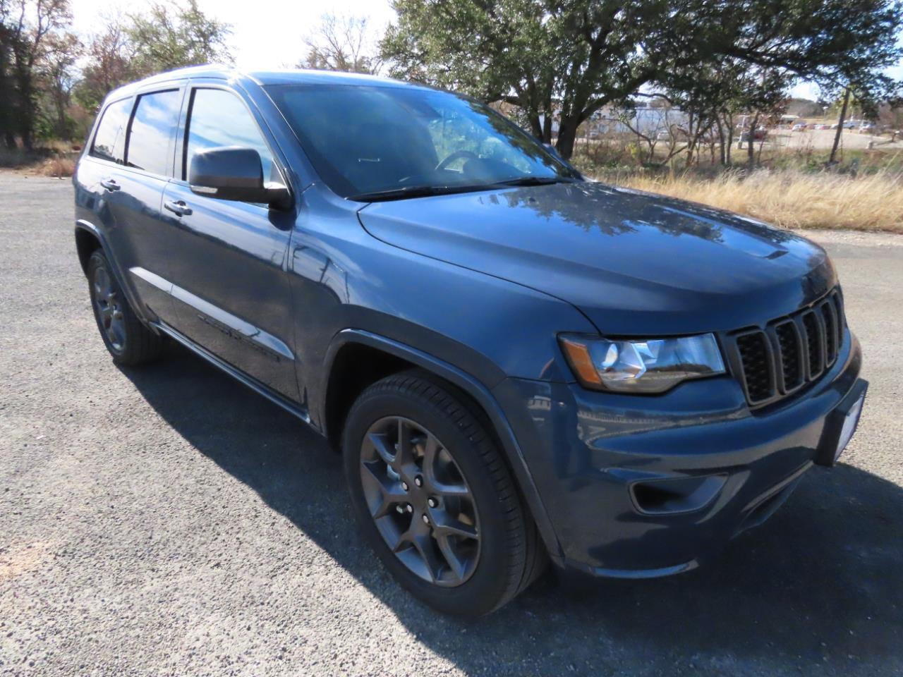 2021 Jeep Grand Cherokee 80TH ANNIVERSARY 4X2 Lampasas TX