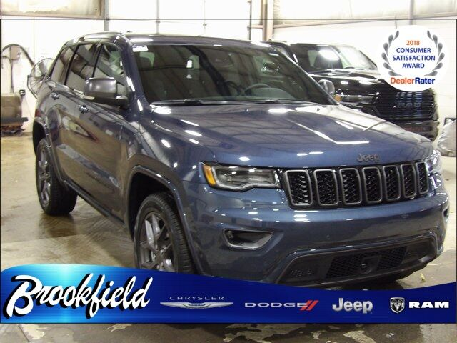 2021 Jeep Grand Cherokee 80TH ANNIVERSARY 4X4 Benton Harbor MI