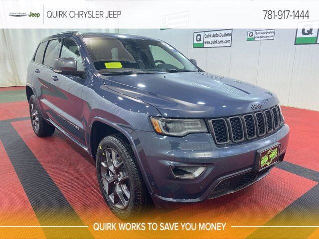2021 Jeep Grand Cherokee 80TH ANNIVERSARY 4X4 Braintree MA